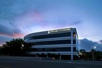 Outside Views of Brenau's Jacksonville Campus.