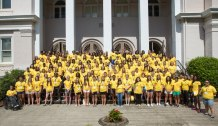 The Class of 2019 at Brenau University.