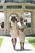 Kenya Hunter, sophomore class representative, escorted by her mother, Phyllis Thornton Ailes. 2016 Alumnae Reunion Weekend