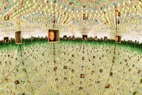 Brenau community visits Yayoi Kusama 'Infinity Mirrors' exhibit