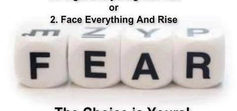 Meanings of fear