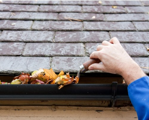 Gutter Cleaning Frisco TX