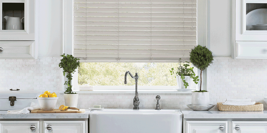 farmhouse window treatments in your home
