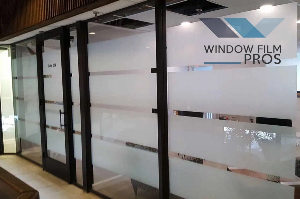 Transform Glass Panels by Retrofitting Decorative Window Films - Decorative Window Film Information from Window Film Pros
