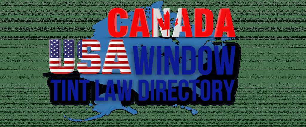 usa canada window tint laws 2 window film pros