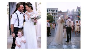 Corfu Catholic Wedding
