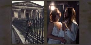 Corfu Victorian Style Wedding