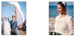 Corfu Beach Wedding - Richard & Sarah