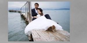 Corfu Wedding Industrial Style