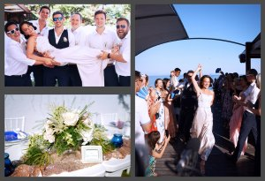 Corfu Beach Wedding - Tim & Alison