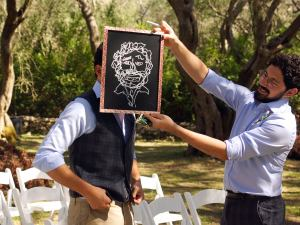 Paxos Wedding - Shayne & Hanna