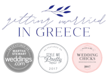getting married in greece