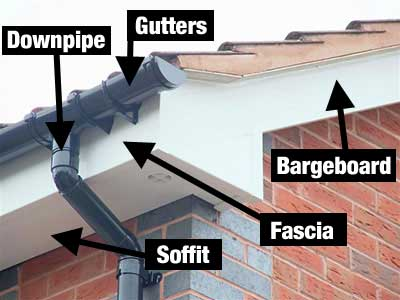 soffit and fascia boards