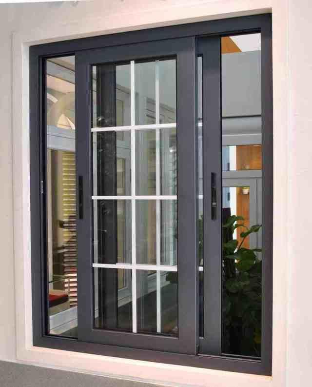 Jendela Aluminium Kaca Murah