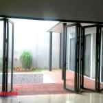 Model Pintu Aluminium Kaca