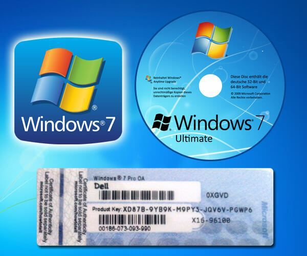 Windows 7 Ultimate Product Key 2021 Free 32/64 Bit - Updated