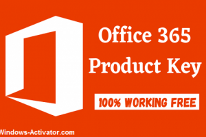 Microsoft Office 365 Activation Using Free Product Key Hack 2021