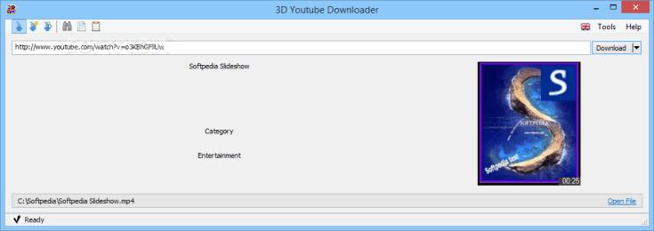 3D Youtube Downloader 2.4.18.747 Code