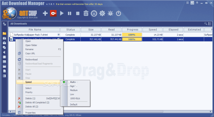 Ant Download Manager 1.17.1 Cracked Working Patch