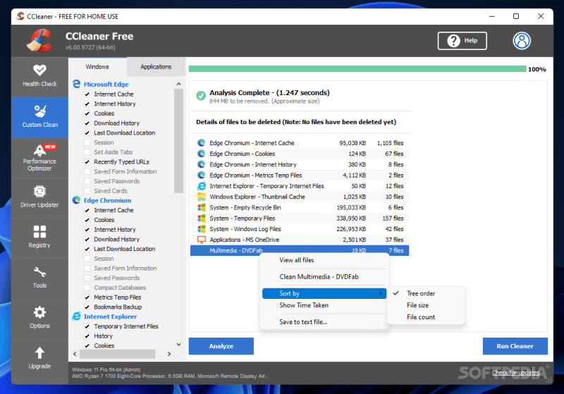 CCleaner Working 100% Activation Plus With File Free