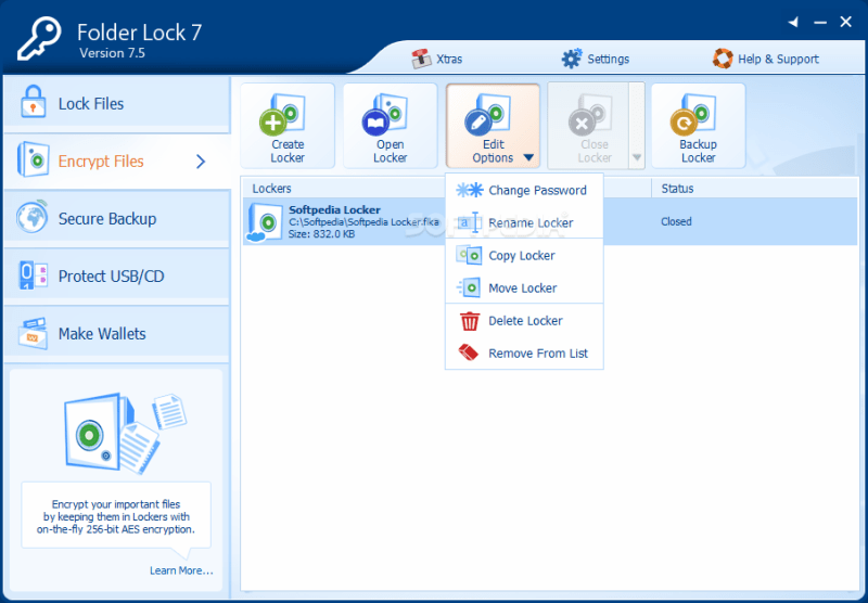 Folder Lock 7.8.0 Free Portable & Serial