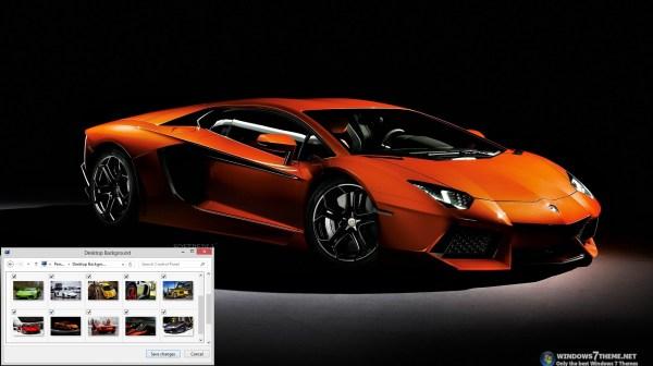 Тема для windows 7 ламборджини. Блог, отзывы, фотографии