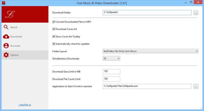 Free Music & Video Downloader 2.62 Code 2019 Download