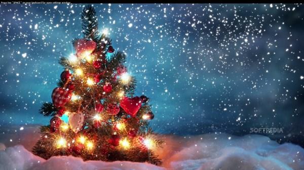 Download New Christmas ScreenSaver 5.1 Build 4991