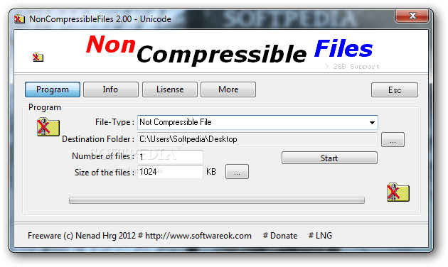 NonCompressibleFiles 4.0 Torrent 2019 Download