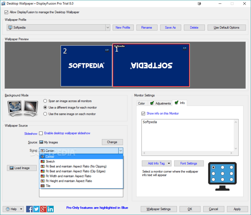 DisplayFusion Final 9.4.39.53 Key File 2019 Download Cracked Latest