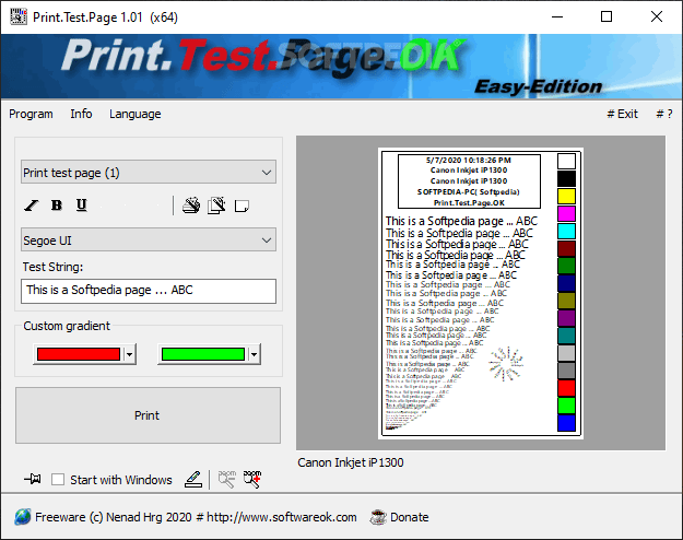 Print.Test.Page.OK 4.0 File Download 2019