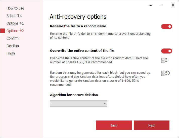 Secure File Deleter Pro 6.8 Latest File Key