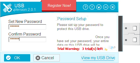 USB Secure 2.1.6 Cracked Serial Here Serial