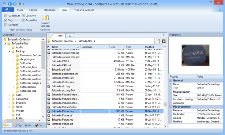 WinCatalog 201919.3 Serial Here File Download