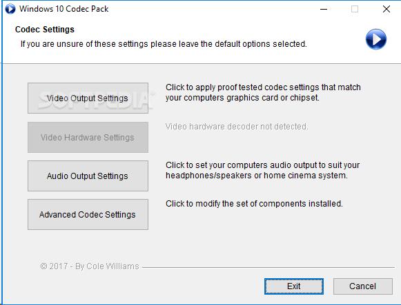 Mega Codec Pack 64 Bits Windows 10 ~ Download Best Codec Pack For Windows For Free