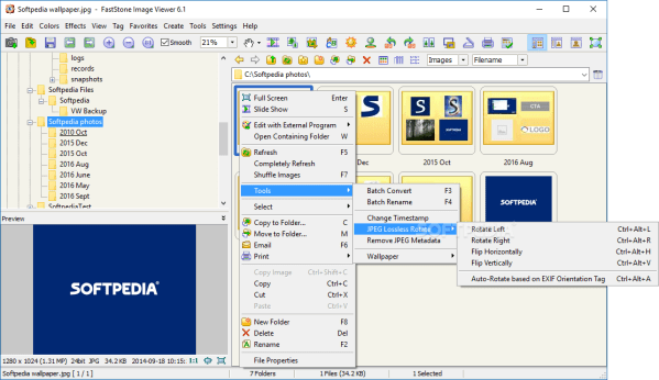 Download Faststone Image Viewer 7.3