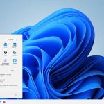 Windows 11のスタートメニューを左側に持っていく方法
