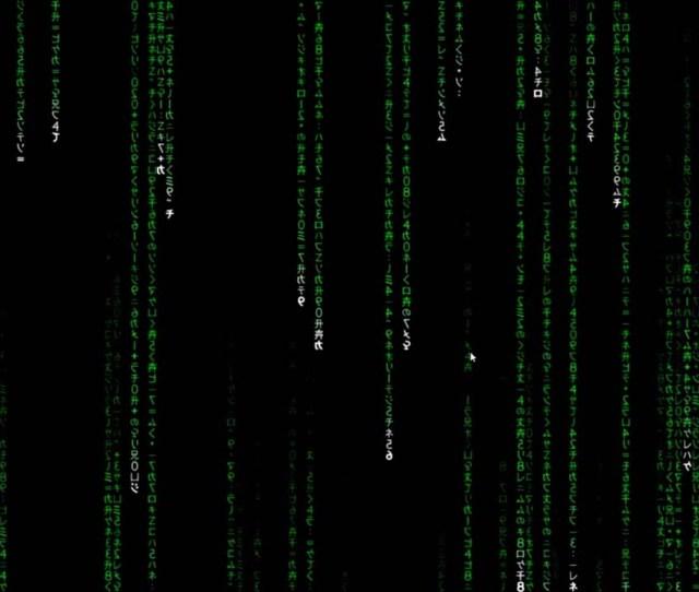Matrix Live Wallpaper Windows