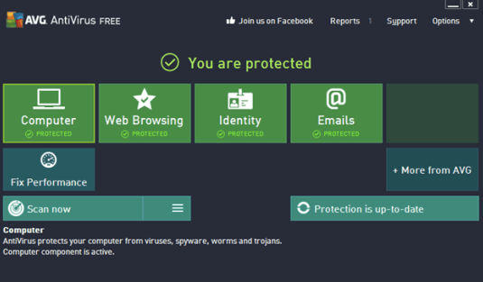 download avg antivirus for windows 10