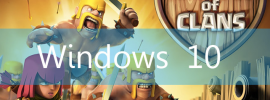clash of clans for windows 10 download