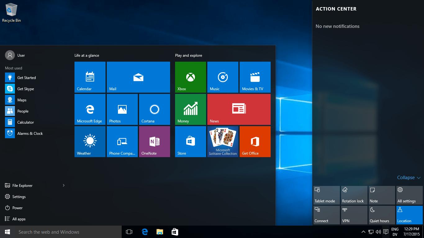 Windows 10 Full Version Free Download Iso Image 32 64 Bit