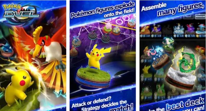 pokemon duel for pc windows mac