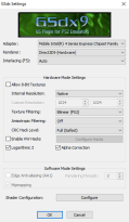 gsdx settings in ps2 emulator pc
