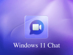 How to Set Up and Use Windows 11 Chat?