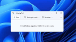 Windows 11 Build 22000.132 (New Snipping Tool, Mail, Chat, Calculator)