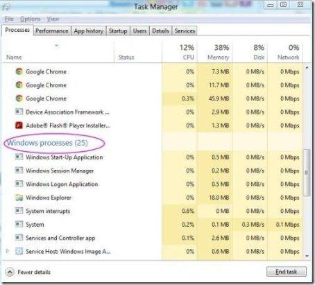 Windows8ExplorerProcess