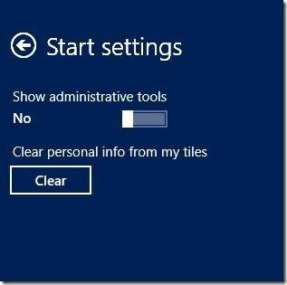 Administartive tools
