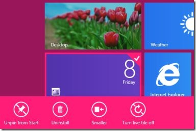 Windows 8 Live Tiles 001