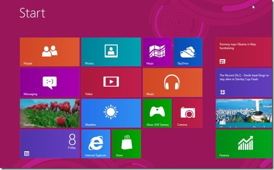 Windows 8 Live Tiles 002