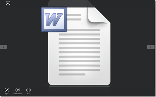 Windows 8 Cloud Storage App